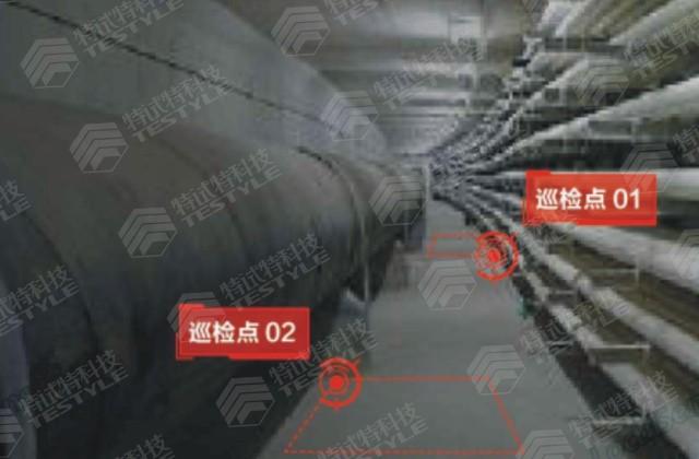 综合管廊智能巡检,管廊定位管理系统及方案,管廊定位