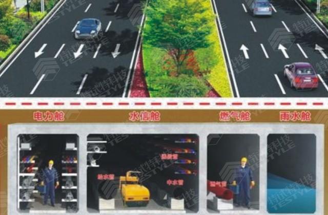 管廊在线监测,综合管廊智能监控系统及方案,管廊智能监控